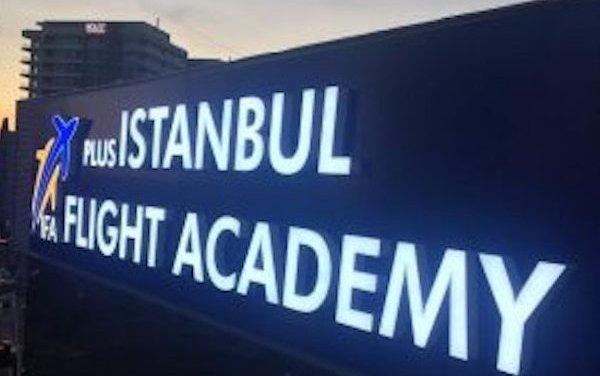 Plus Istanbul Flight Academy chose Alsim AL250
