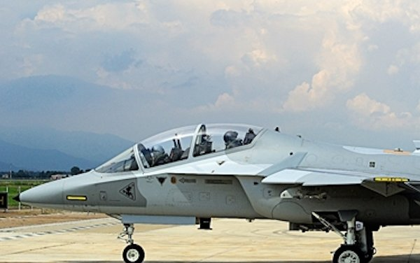 Poland exercises approximately 130 million euro option for four additional M-346 Advanced Jet Trainers