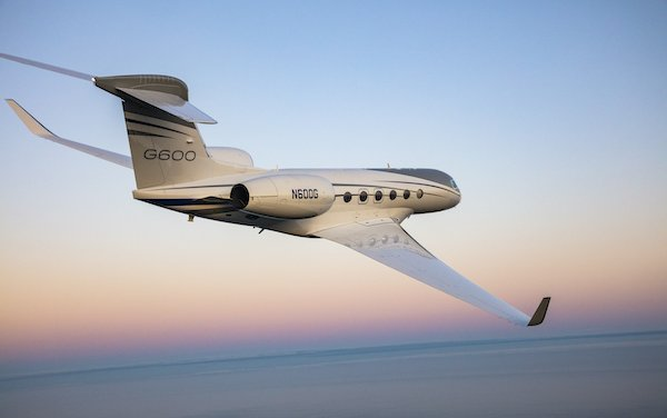 Popularity & certifications continue to grow  - 50th Gulfstream G600 delivered