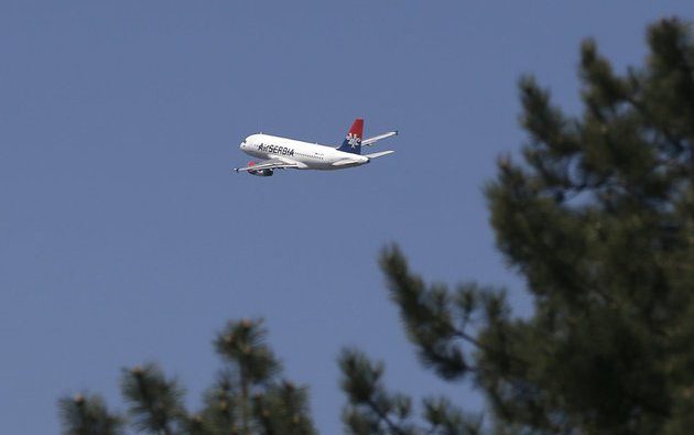 Portland-Bound Hellfire Missiles Found On Air Serbia Flight: Report