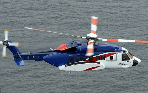 PPC helps Bristow wrap S92 for long-term storage
