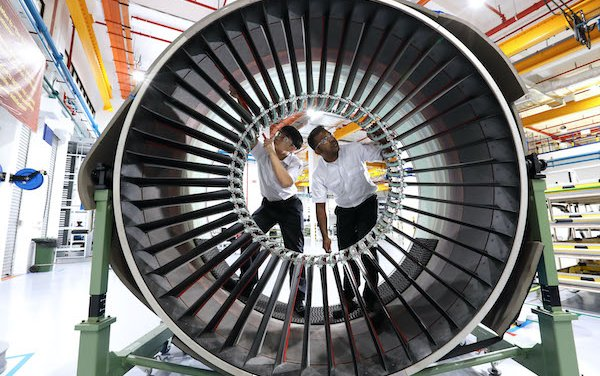 Pratt & Whitney adds OGMA to its GTF MRO Network