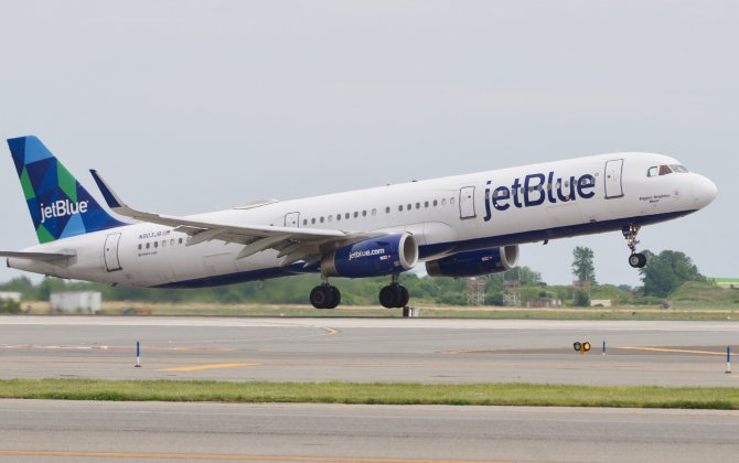 Pratt & Whitney and JetBlue sign long-term service agreement for 230 V2500 engines