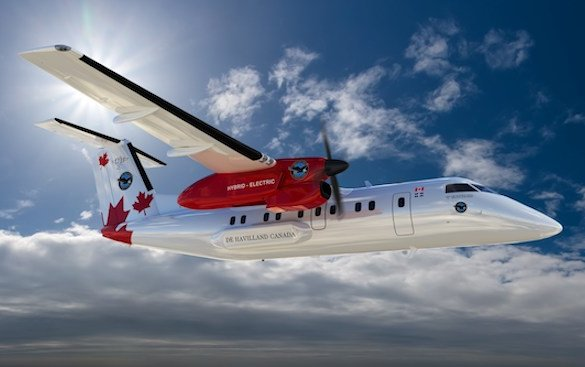 Pratt & Whitney Canada advances sustainable hybrid-electric propulsion technology