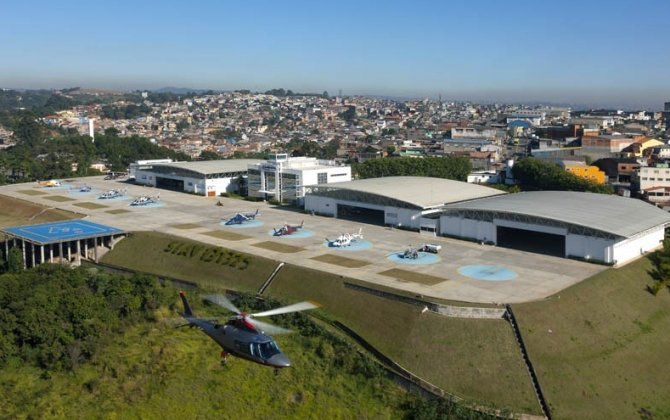 Pratt & Whitney expands service network with new designated maintenance facility in Brazil
