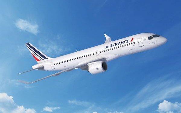 Pratt & Whitney GTF Engines to power Air France A220 fleet