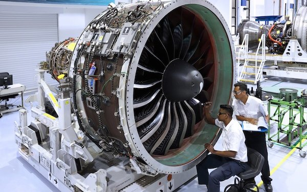 Pratt & Whitney GTF Maintenance to be performed by Air India Engineering Services