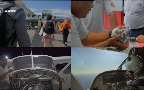 Pratt & Whitney new video to its PT6A engine rigging video series for Cessna Caravans