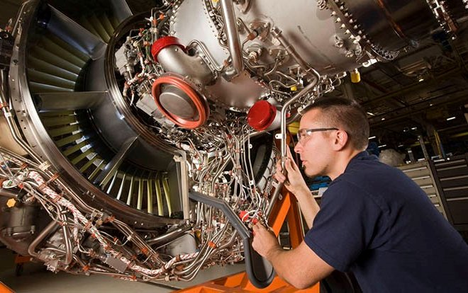 Pratt & Whitney's Shanghai Engine Center Delivers Its 600th Overhauled Engine