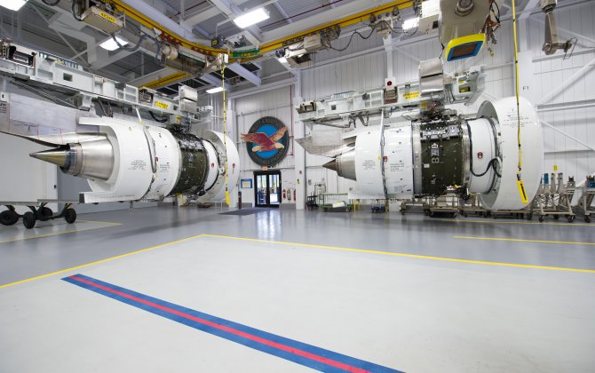 Pratt & Whitney's Singapore Engine Center Achieves 7,600 Engine Overhaul Milestone