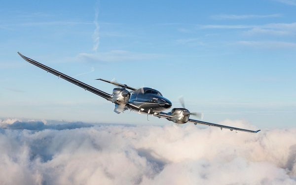 Premier Aircraft as Diamond exclusive dealer for 19 U.S. states and two U.S. territories