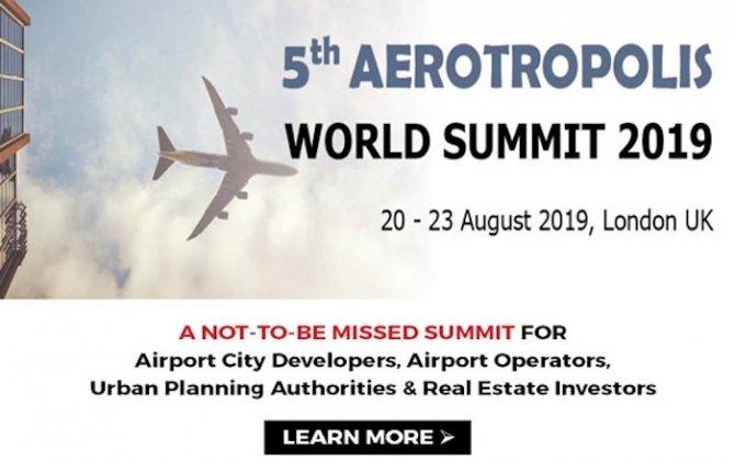 Premier Summit Returns to London- 5th Aerotropolis World Summit