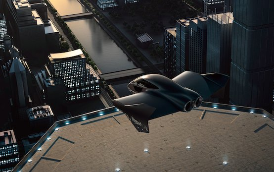 Premium Urban Air Mobility Market - Porsche and Boeing sign MOU