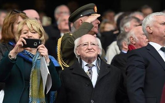 President plans to spend €22k on Government jet flights to Euros