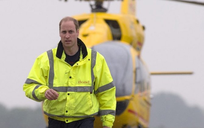 Prince William's air ambulance nearly hit by drone narrowly averting disaster