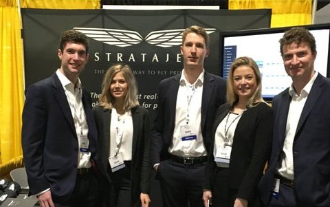 Private jet booking platform Stratajet lands $8m in funding