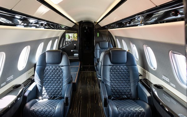 Private jet flying trends among Air Partner corporate clients