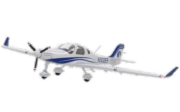 Production start for Bye Aerospace eFlyer 2