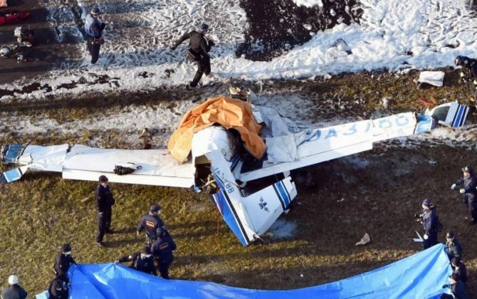 Professional negligence suspected in fatal plane crash in Osaka