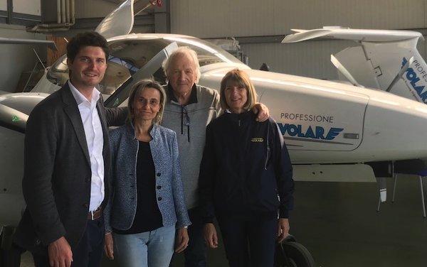 Professione Volare once again chooses ALSIM ALX