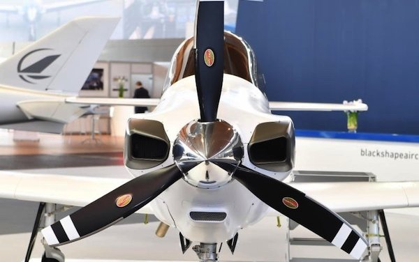 Prop of Choice for Europe's OEMs Hartzell Attends Aero Friedrichshafen