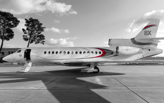 Proven Operational Capability Positions Dassault Falcon 8X for Successful Sales Run