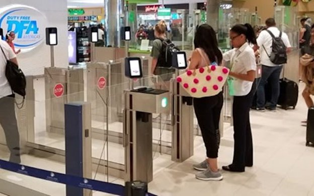 Punta Cana Airport's automated border checks speed passengers'journey