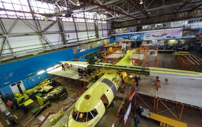 P&WC and Antonov Sign MOU for Development of AN-132