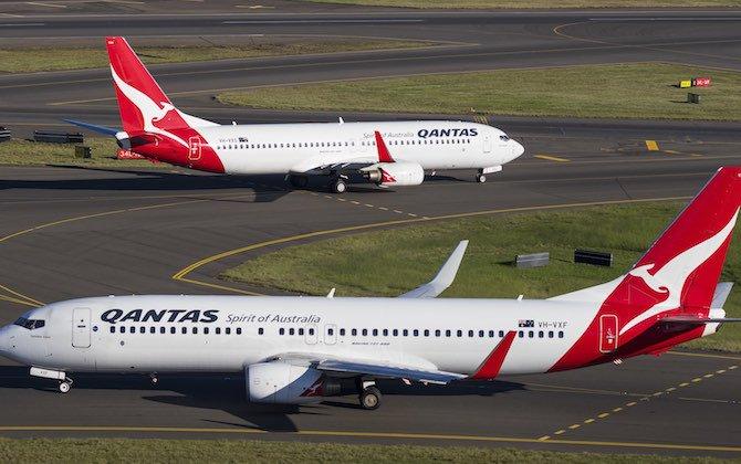 Qantas, Destination NSW renew partnership