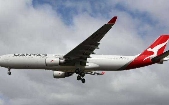 Qantas eyes non-stop Perth-to-UK flight