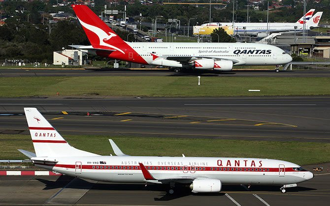 Qantas puts brakes on domestic growth in response to market conditions