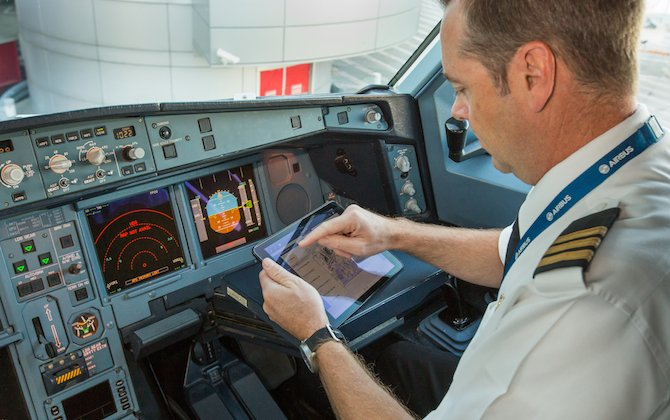 Qantas talks up operational benefits of onboard wifi
