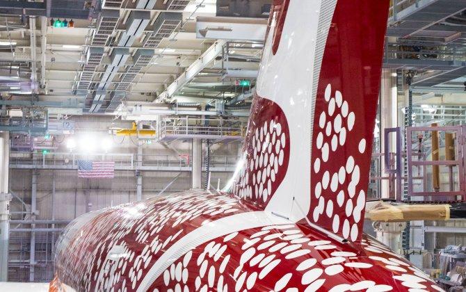 Qantas Unveils Special Indigenous Aircraft Livery