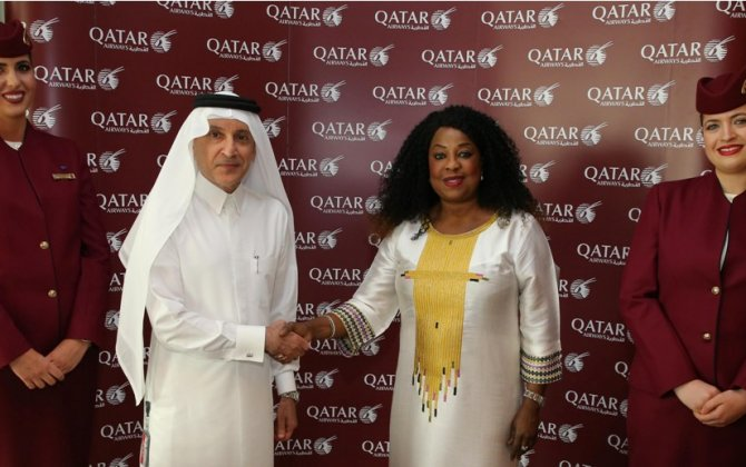 Qatar Airways Announced As Official Partner And Airline Of FIFA Until 2022