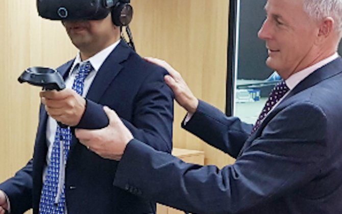 Qatar Airways Becomes IATA'S Global Launch Partner of 'Ramp VR™' A New Virtual-Reality Tool for Ground Operations Training