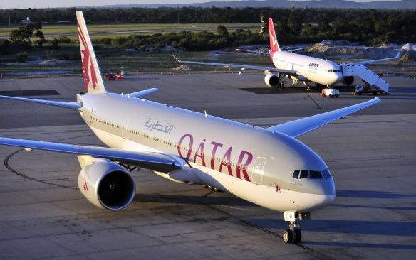 Qatar Airways bird strike at Istanbul causes engine fire