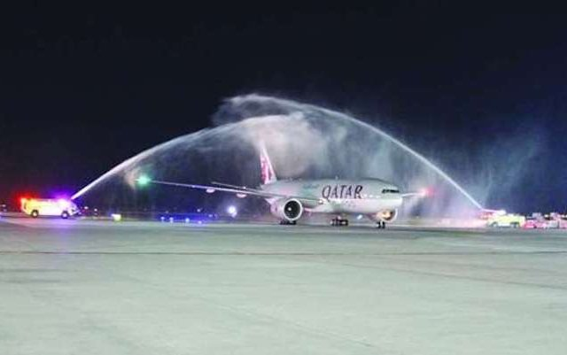 Qatar Airways Cargo Commences Transpacific Freighter Service to Guadalajara from Macau