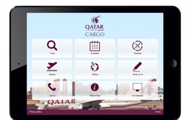 Qatar Airways Cargo launches mobile app