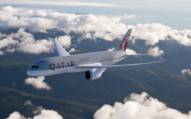 Qatar Airways will introduce Boeing 787 Dreamliner service on route from Prague to Doha