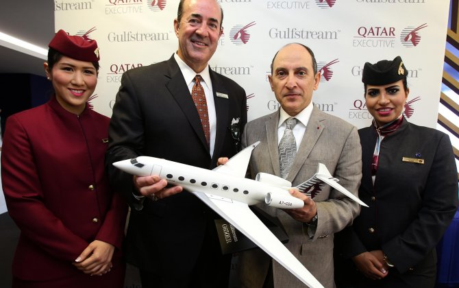 Qatar Executive becomes the largest dedicated G650 operator in the world
