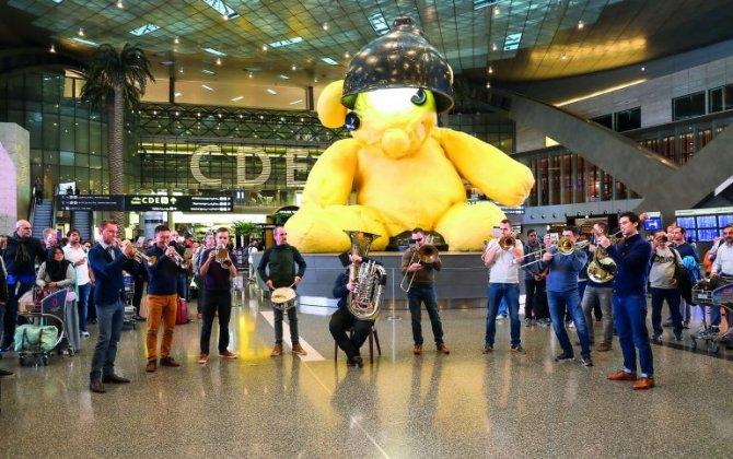 Qatar Philharmonic Orchestra Surprises Qatar Airways Passengers With Exclusive Inflight Performance