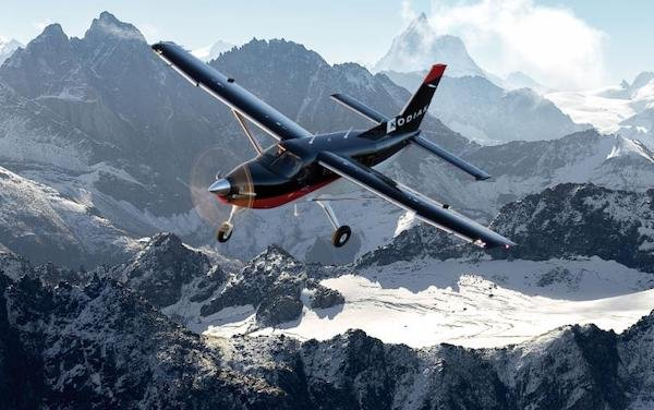 Quest KODIAK Commits to Fly Courchevel 2019