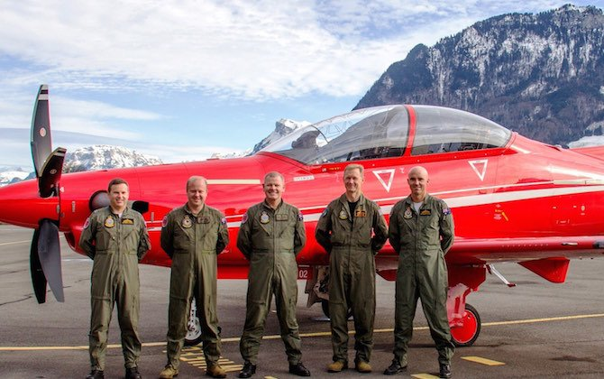 RAAF's first PC-21 pilots begin conversion training