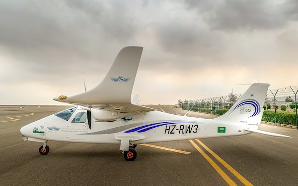 Rabigh Wings Takes Acceptance of Second Tecnam P2006T ME Aircraft
