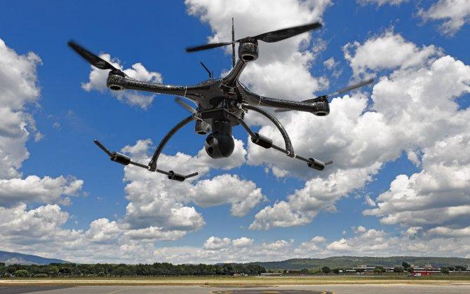 Azur Drones has a leading position on the civilian drones market