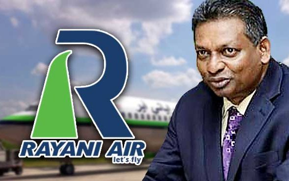Rayani Air boss hits at 'childish' takeover plans