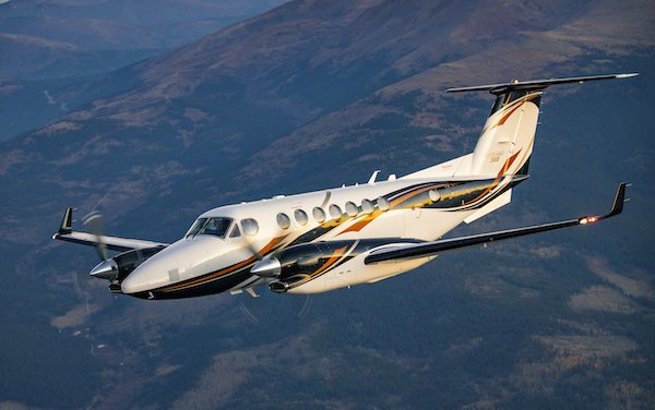 Ready for European deliveries - Beechcraft King Air 360/360ER and 260 now EASA certified