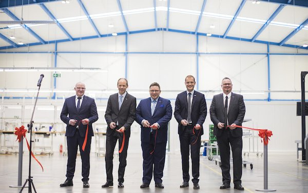 Recaro Aircraft Seating opens dress cover production center in Poland