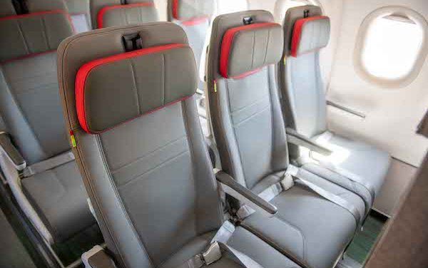 Recaro Aircraft Seating SL3710 & BL3710 into hybrid layout on TAP Air Portugal new Airbus fleet
