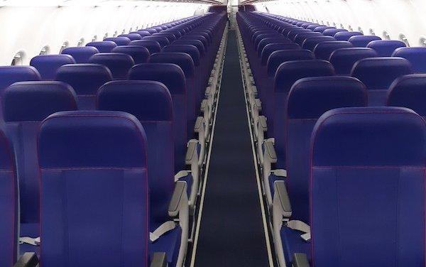 RECARO Aircraft Seating SL3710 economy class seat took flight on Wizz Air A321neo